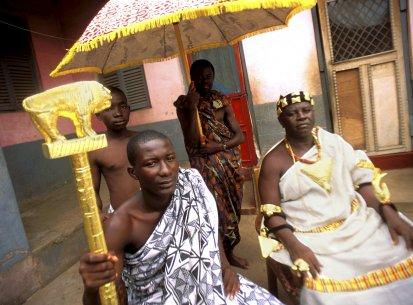 Ghana – Ultimi re neri