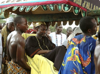 Benin – Festa Allada