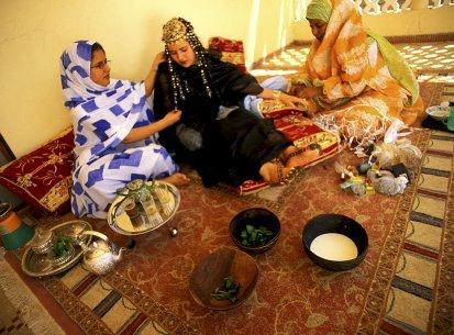 Mauritania – Henné