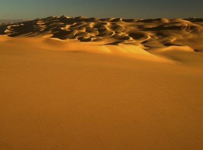 Libia – Erg Murzuq