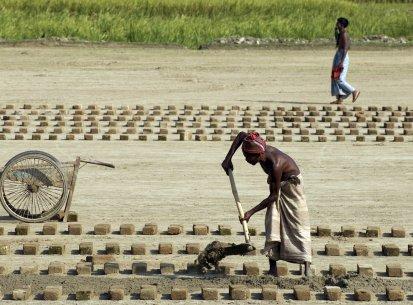 Bangladesh – Fabbriche mattoni