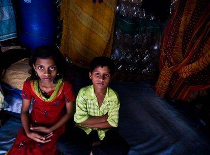 Bangladesh – Slums di Dhaka