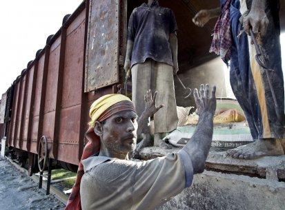 Bangladesh – Scaricatori cemento