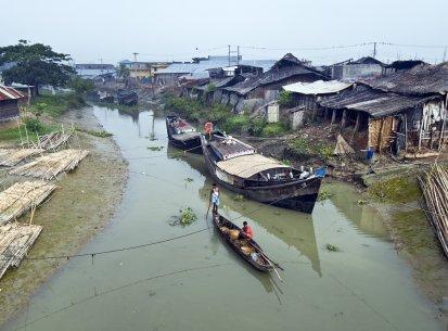 Bangladesh – Nord est