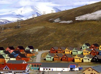 Norvegia – Isola Svalbard