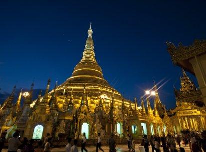 Birmania – Yangon