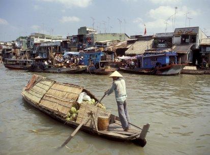 Vietnam – Delta Mekong