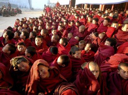 Cina – Sichuan – Aba Festival Buddhista