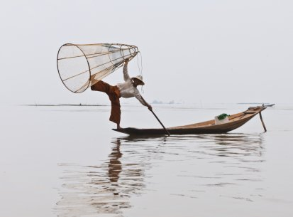 Birmania – Lago Inle