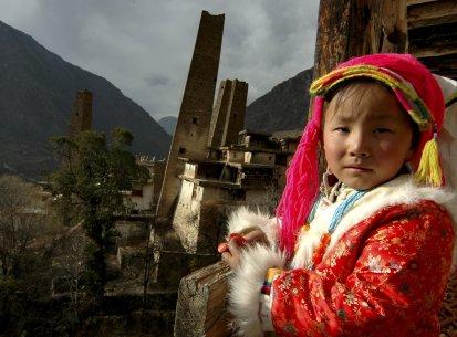 Cina – Sichuan – Verso Aba