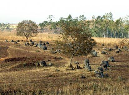 Laos – Piana Giare