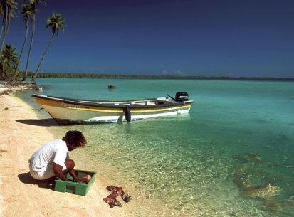 Tuamotu – Manihi