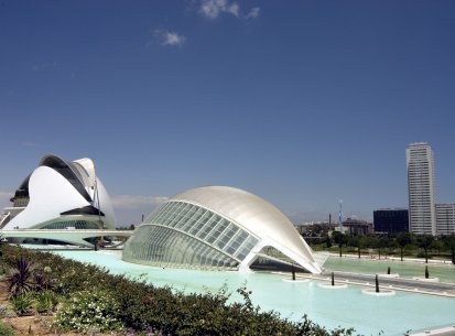 Spagna – Valencia – Città Arti