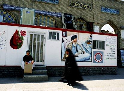 Iran – Teheran