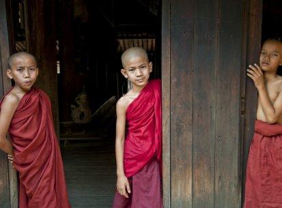 Birmania – Bagan
