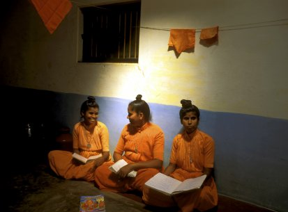 India – Tamil Nadu – Ashram