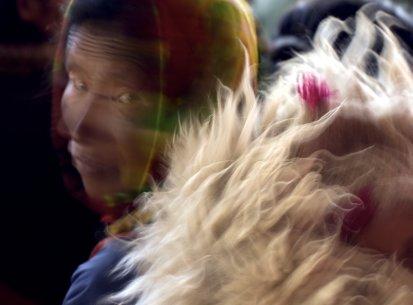 India – Ladakh – Nomandi khampa – Medico