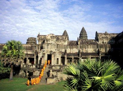 Laos – Templi Khmer