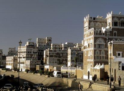 Yemen – Sana'a