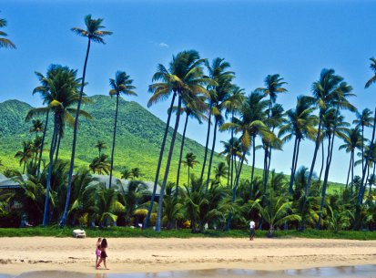 Caraibi – Nevis