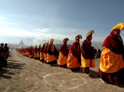 Om Mani Padme Hum – La luce del Tibet – Sichuan festival