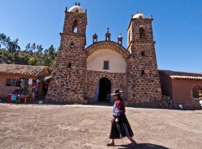 Perù – Verso Cusco