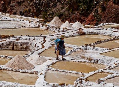 Perù – Moray saline Maras Machu Picchu