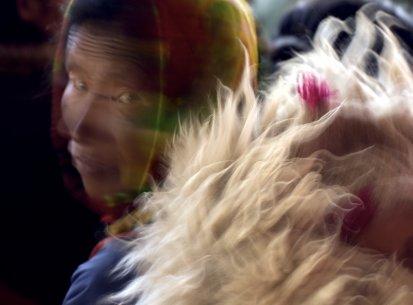 Om Mani Padme Hum – La luce del Tibet – Ladakh India Rifugiati Tibet